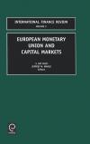Jacket Image For: European Monetary Union and Capital Markets
