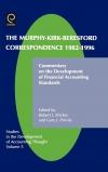Jacket Image For: Murphy-Kirk-Beresford Correspondence, 1982-1996