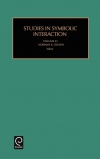 Jacket Image For: Studies in Symbolic Interaction