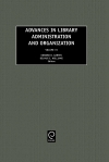Jacket Image For: Advances in Library Administration and Organization