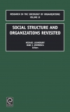Jacket Image For: Social Structure and Organizations Revisited