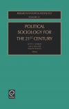 Jacket Image For: Political Sociology for the 21st Century