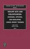 Jacket Image For: Violent Acts and Violentization