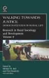 Jacket Image For: Walking Towards Justice