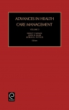 Jacket Image For: Advances in Health Care Management