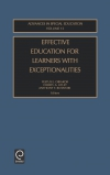 Jacket Image For: Effective Education for Learners with Exceptionalities