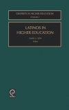 Jacket Image For: Latinos in Higher Education