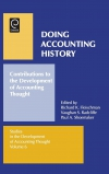 Jacket Image For: Doing Accounting History