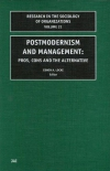 Jacket Image For: Postmodernism and Management