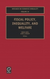 Jacket Image For: Fiscal Policy, Inequality and Welfare