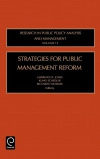Jacket Image For: Strategies for Public Management Reform