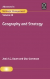 Jacket Image For: Geography and Strategy