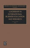 Jacket Image For: Leadership in International Business Education and Research