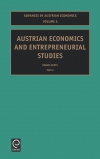 Jacket Image For: Austrian Economics and Entrepreneurial Studies