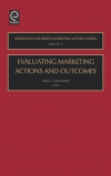 Jacket Image For: Evaluating Marketing Actions and Outcomes
