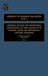 Jacket Image For: Assessing Teachers for Professional Certification