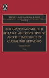 Jacket Image For: Internationalization of Research and Development and the Emergence of Global R & D Networks