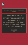 Jacket Image For: Bridging the Gap Between Theory, Research and Practice