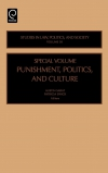 Jacket Image For: Punishment, Politics and Culture