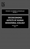Jacket Image For: Socioeconomic Aspects of Human Behavioral Ecology