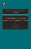 Jacket Image For: Gendered Perspectives on Reproduction and Sexuality