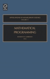 Jacket Image For: Mathematical Programming