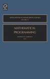 Jacket Image For: Mathematical Programming