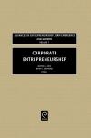 Jacket Image For: Corporate Entrepreneurship