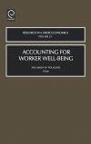 Jacket Image For: Accounting for Worker Well-Being