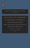 Jacket Image For: Evaluating the Upgrading of Technical Courses at Two-Year Colleges