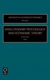 Jacket Image For: Evolutionary Psychology and Economic Theory