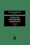 Jacket Image For: Spatial and Spatiotemporal Econometrics