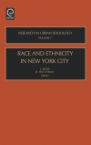 Jacket Image For: Race and Ethnicity in New York City