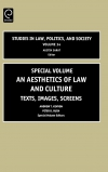 Jacket Image For: Aesthetics of Law and Culture