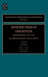 Jacket Image For: Japanese Firms in Transition