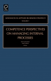 Jacket Image For: Competence Perspective on Managing Internal Process