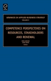 Jacket Image For: Competence Perspectives on Resources, Stakeholders and Renewal