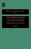 Jacket Image For: Capitalist State and Its Economy