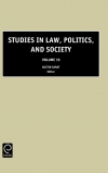 Jacket Image For: Studies in Law, Politics and Society