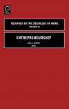 Jacket Image For: Entrepreneurship