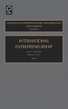 Jacket Image For: International Entrepreneurship