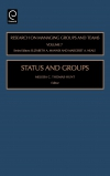 Jacket Image For: Status and Groups