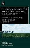 Jacket Image For: New Directions in the Sociology of Global Development
