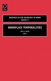 Jacket Image For: Workplace Temporalities