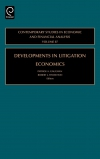 Jacket Image For: Developments in Litigation Economics
