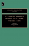 Jacket Image For: Econometric Analysis of Financial and Economic Time Series