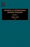 Jacket Image For: Progress in International Business Research