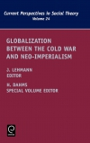 Jacket Image For: Globalization between the Cold War and Neo-Imperialism