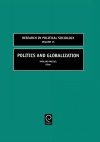 Jacket Image For: Politics and Globalization