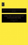 Jacket Image For: Long-Term Management of Contaminated Sites
